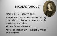 Proceso de Nicolas Fouquet