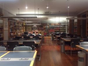 biblioteca C.U.V.